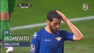 Moreirense FC, Jogada, Halliche aos 54'
