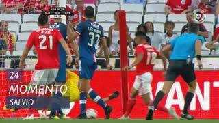 SL Benfica, Jogada, Salvio aos 24'