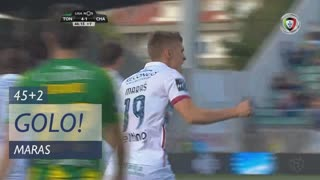 GOLO! GD Chaves, Maras aos 45'+2', CD Tondela 4-2 GD Chaves