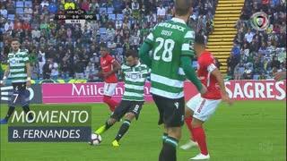 Sporting CP, Jogada, Bruno Fernandes aos 7'