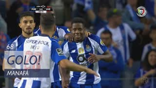 GOLO! FC Porto, Manafá aos 68', FC Porto 3-0 CD Aves