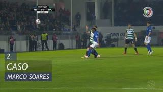 CD Feirense, Caso, Marco Soares aos 2'