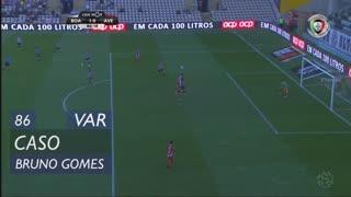 CD Aves, Caso, Bruno Gomes aos 86'