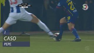 FC Porto, Caso, Pepe aos 1'