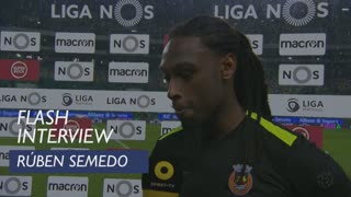 Liga (28ª): Flash Interview Rúben Semedo