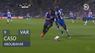FC Porto, Caso, Aboubakar aos 9'