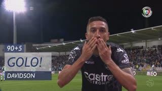 GOLO! Vitória SC, Davidson aos 90'+5', Moreirense FC 1-3 Vitória SC