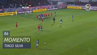 CD Feirense, Jogada, Tiago Silva aos 86'