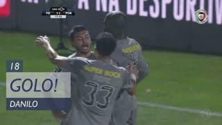 GOLO! FC Porto, Danilo aos 18', CD Feirense 1-1 FC Porto