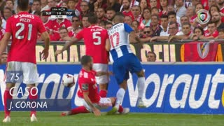 FC Porto, Caso, J. Corona aos 75'
