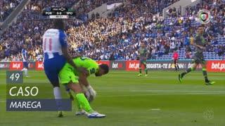 FC Porto, Caso, Marega aos 49'