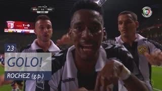 GOLO! CD Nacional, Rochez aos 23', SC Braga 1-1 CD Nacional