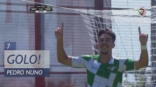 GOLO! Moreirense FC, Pedro Nuno aos 7', CD Nacional 0-1 Moreirense FC