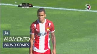 CD Aves, Jogada, Bruno Gomes aos 34'