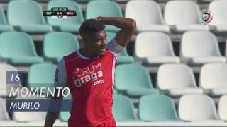 SC Braga, Jogada, Murilo aos 16'