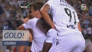 GOLO! Vitória SC, Osorio aos 61', Vitória SC 1-0 Vitória FC