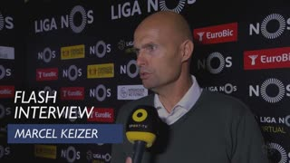 Liga (24ª): Flash Interview Marcel Keizer
