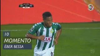 Vitória FC, Jogada, Éber Bessa aos 10'