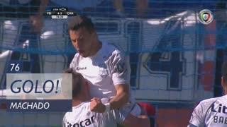 GOLO! CD Feirense, Machado aos 76', CD Feirense 4-3 GD Chaves