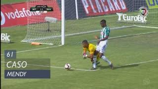 Vitória FC, Caso, Mendy aos 61'