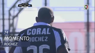 CD Nacional, Jogada, Rochez aos 74'