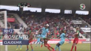 SC Braga, Jogada, Claudemir aos 90'+2'