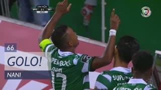GOLO! Sporting CP, Nani aos 66', Sporting CP 2-1 Vitória FC