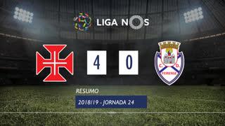 Liga NOS (24ªJ): Resumo Belenenses 4-0 CD Feirense