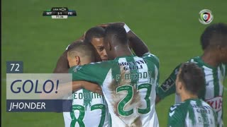 GOLO! Vitória FC, Jhonder aos 72', Vitória FC 2-1 CD Feirense