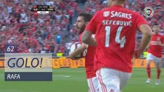 GOLO! SL Benfica, Rafa aos 62', SL Benfica 1-1 Portimonense