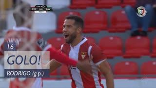 GOLO! CD Aves, Rodrigo aos 16', CD Aves 1-0 Rio Ave FC