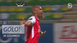 GOLO! SC Braga, Wilson Eduardo aos 31', CD Tondela 0-1 SC Braga