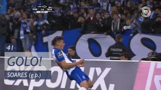 GOLO! FC Porto, Soares aos 41', FC Porto 1-0 Boavista FC