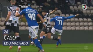 Boavista FC, Caso, Edu Machado aos 26'