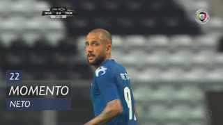 Moreirense FC, Jogada, Neto aos 22'