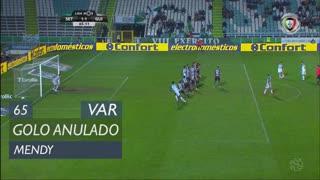 Vitória FC, Golo Anulado, Mendy aos 65'
