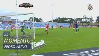 Moreirense FC, Jogada, Pedro Nuno aos 56'