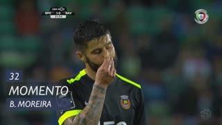 Rio Ave FC, Jogada, Bruno Moreira aos 32'