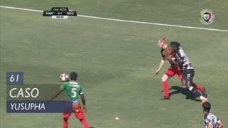 Boavista FC, Caso, Yusupha aos 61'