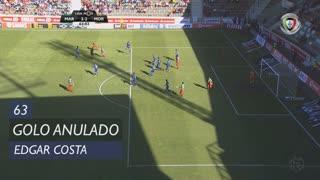 Marítimo M., Golo Anulado, Edgar Costa aos 63'