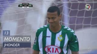 Vitória FC, Jogada, Jhonder aos 13'