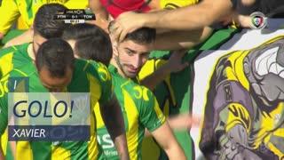 GOLO! CD Tondela, Xavier aos 1', Portimonense 0-1 CD Tondela