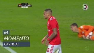 SL Benfica, Jogada, Castillo aos 64'