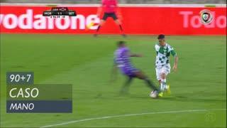 Vitória FC, Caso, Mano aos 90'+7'