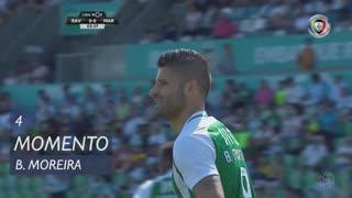 Rio Ave FC, Jogada, Bruno Moreira aos 4'
