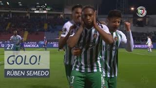 GOLO! Rio Ave FC, Rúben Semedo aos 27', GD Chaves 0-1 Rio Ave FC