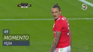 SL Benfica, Jogada, Fejsa aos 50'