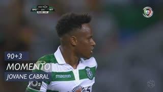 Sporting CP, Jogada, Jovane Cabral aos 90'+3'