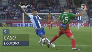 FC Porto, Caso, J. Corona aos 5'