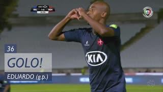 GOLO! Belenenses SAD, Eduardo aos 36', Belenenses SAD 1-0 SL Benfica